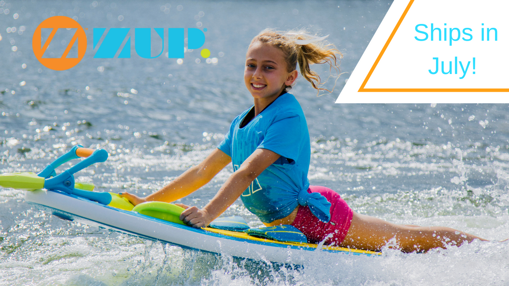RISE ZUP: Inflatable, All-in-One, Boat or Beach Boards