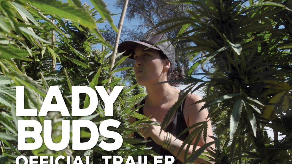 LADY BUDS - The Definitive Documentary on Women In Weed project video thumbnail