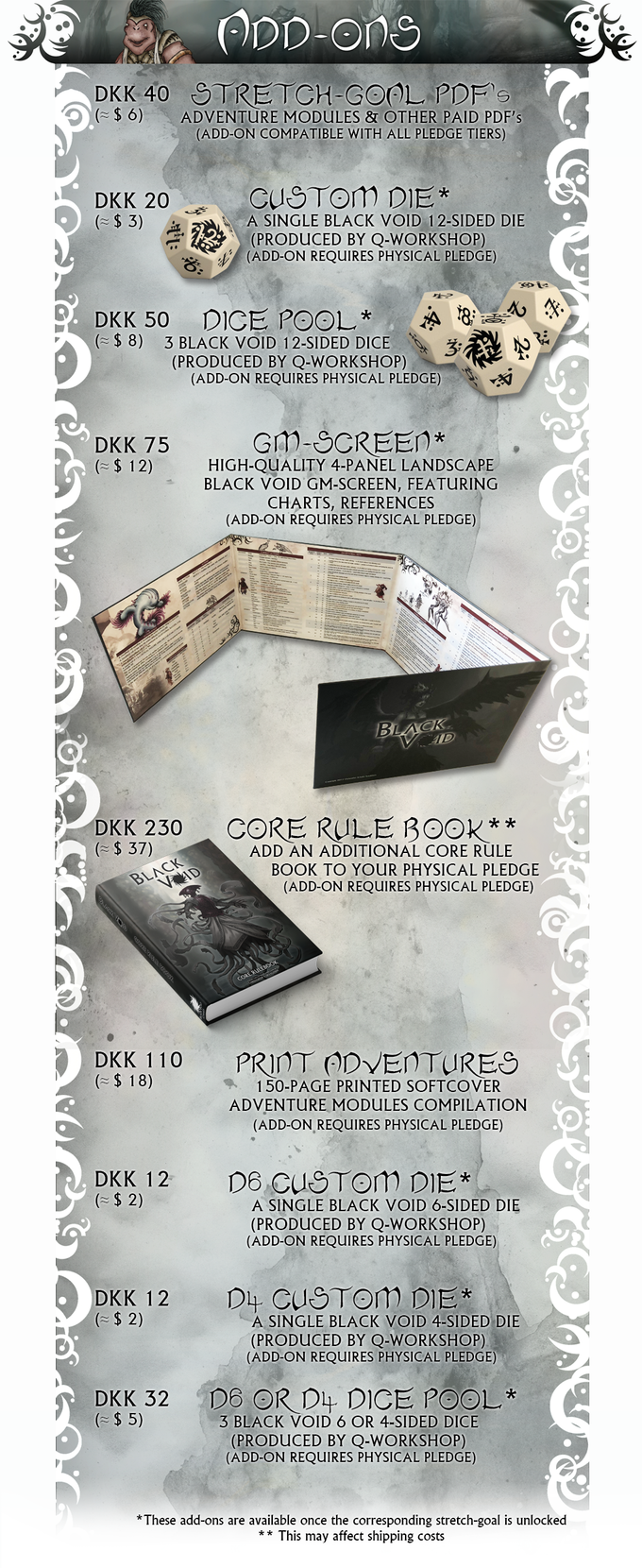 Black Void RPG by Christoffer Sevaldsen — Kickstarter