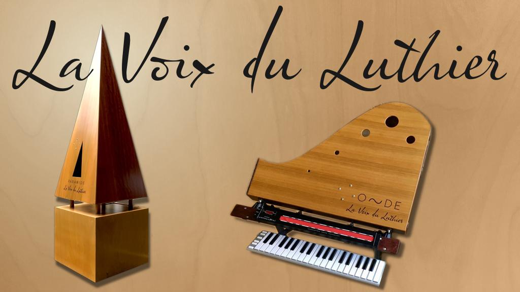 La Voix du Luthier: Powered, Acoustic Soundboard Resonator project video thumbnail