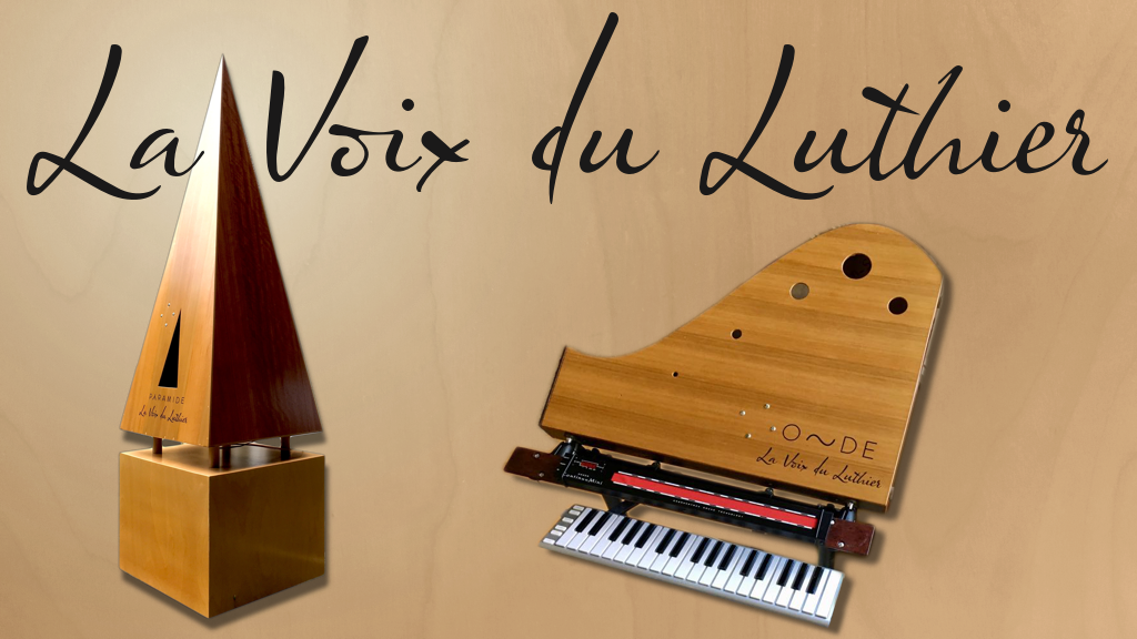 La Voix du Luthier: Powered, Acoustic Soundboard Resonator project video thumbnail