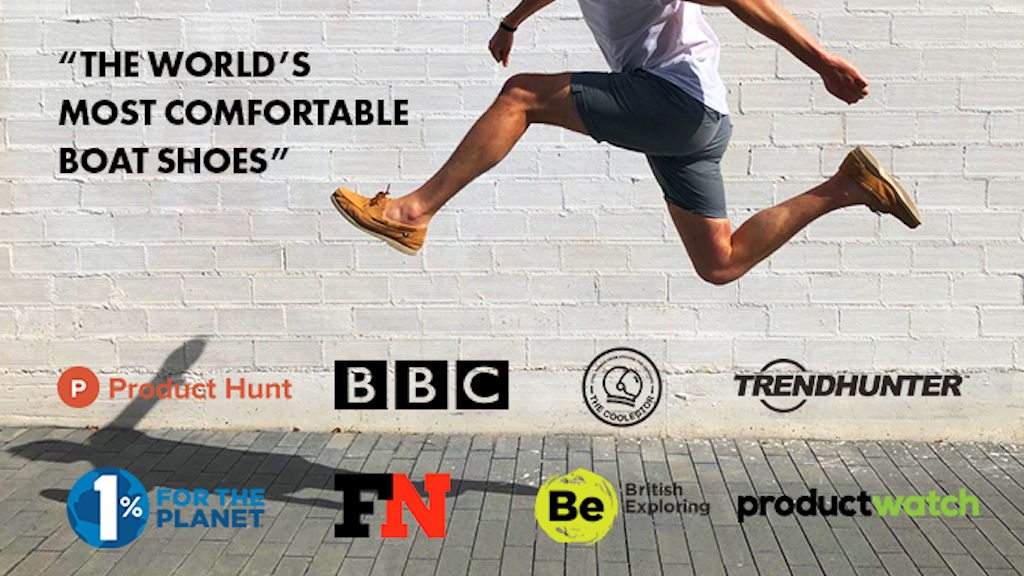 Two Degrees | Premium shoes that protect the planet