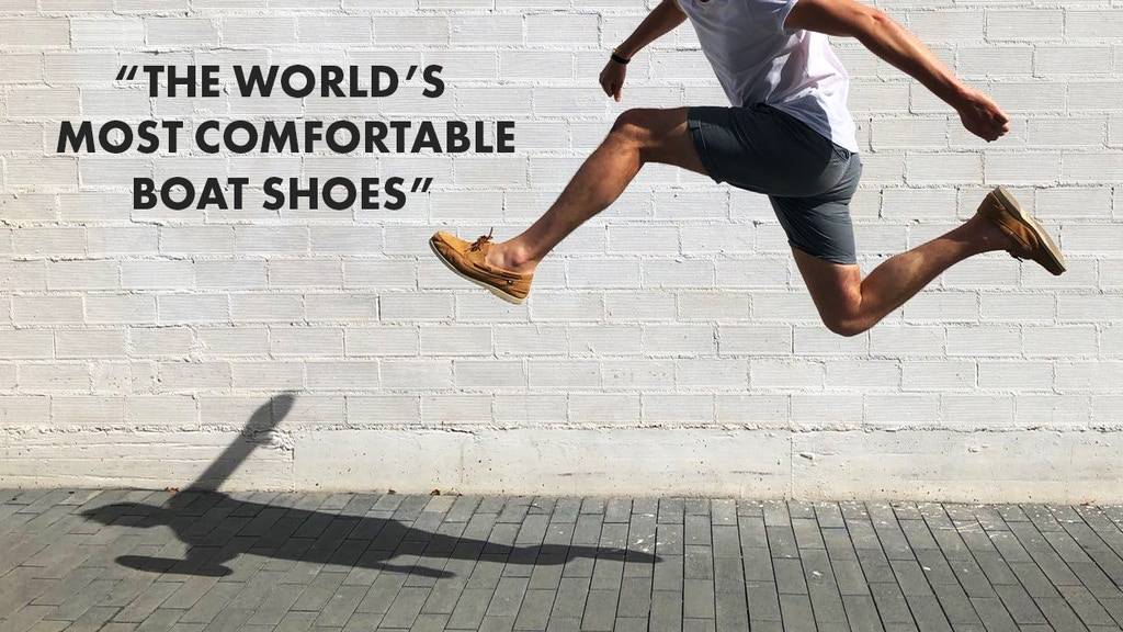 Two Degrees | The WORLD'S most comfortable boat shoes