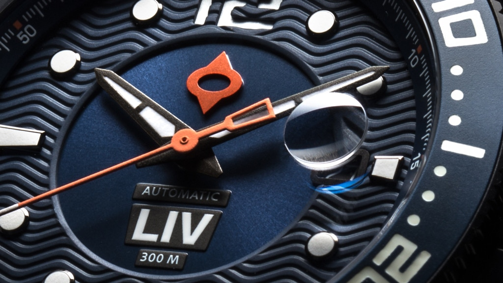 The World's Boldest Swiss Automatic Diver's Watch EVER!