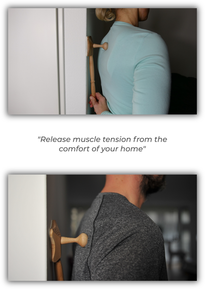 Backrelease - Back Pain Relief with Deep Tissue Massage by