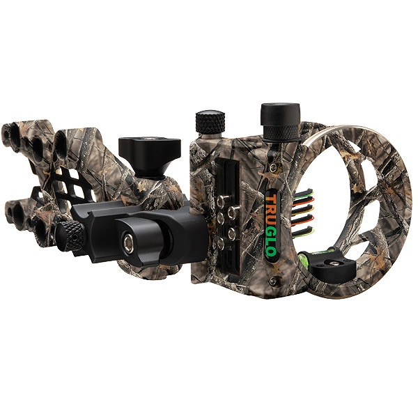 Truglo Carbon Hybrid 5 Pin 19 (Camo) - ADD $111
