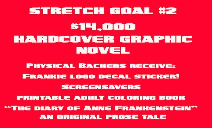 stretch goal #2 manifesto!