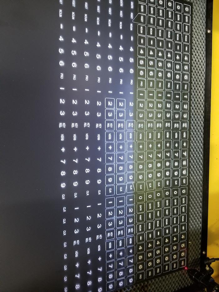 Failed Laser Engraving/Cutting job