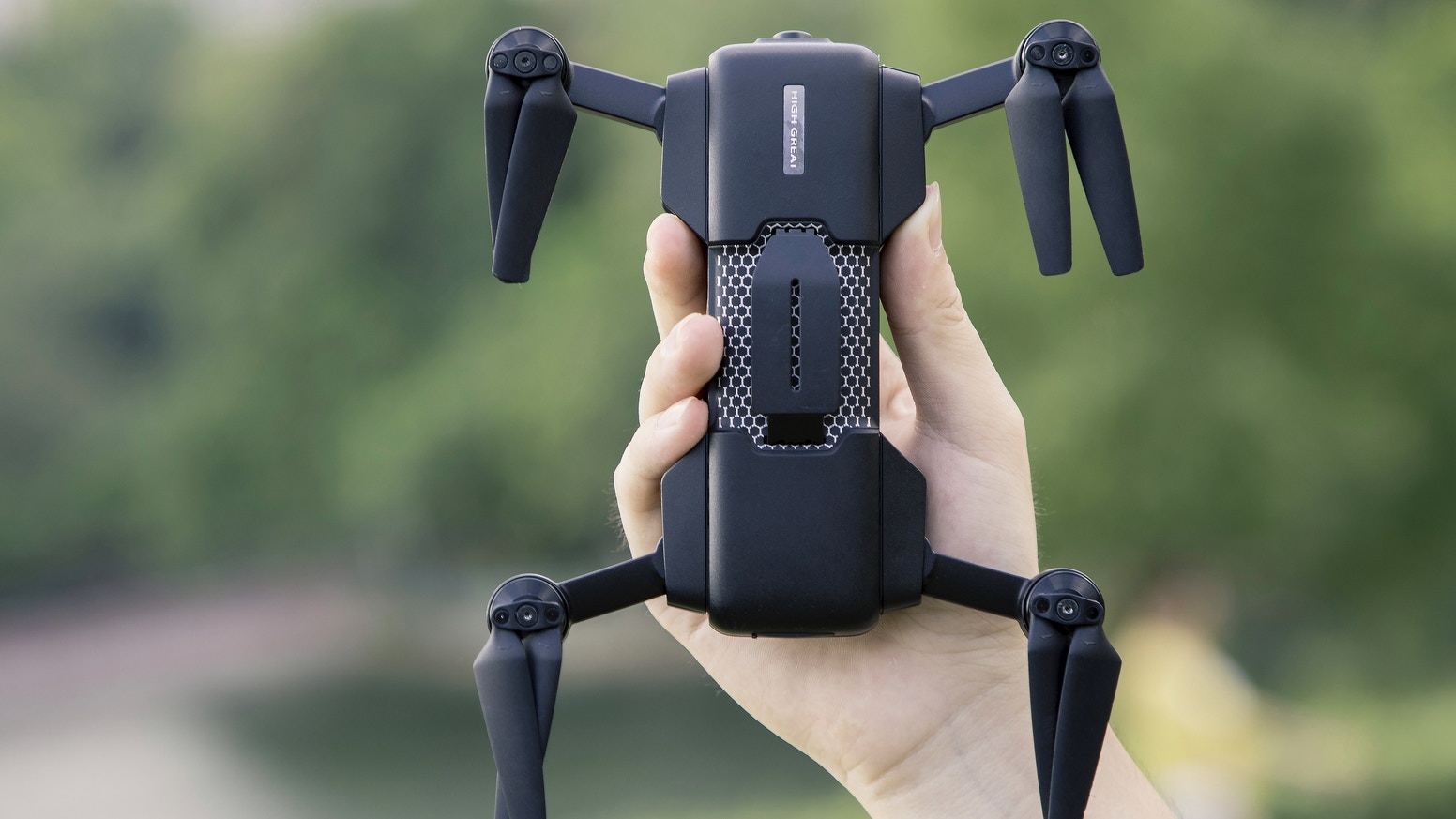 Mark Drone: The Ultra-intelligent 4K foldable drone, $239 is the top crowdfunding project launched today. Mark Drone: The Ultra-intelligent 4K foldable drone, $239 raised over $2597028 from 1193 backers. Other top projects include Vast: The Mysterious Manor, Transmogrify: A challenging sci-fi puzzle platformer, Flaming Pyramids (Canceled)...