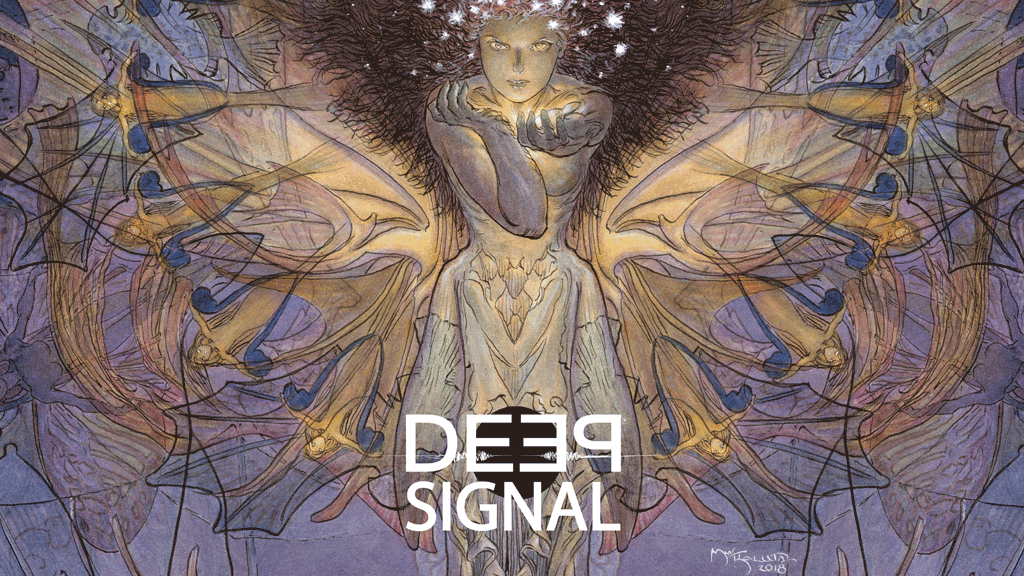 Deep Signal - The Illustrated Anthology project video thumbnail