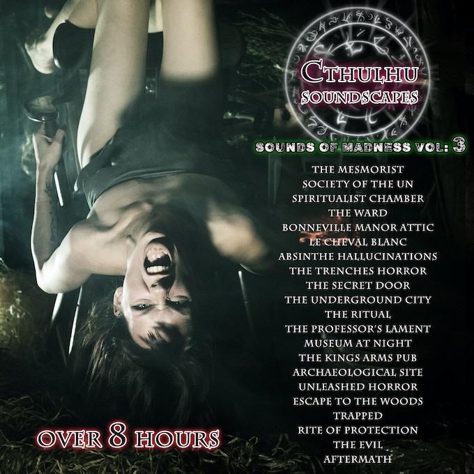 Cthulhu Soundscapes Vol 3