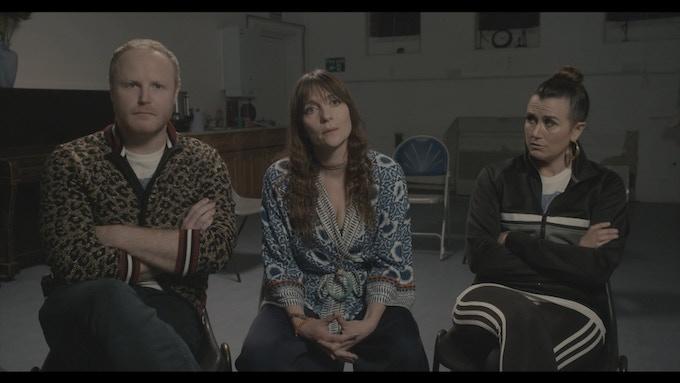 'Mark' Gary Lemont / 'Sherry' Anna Wilson-Jones / 'Tracey' Dawn Steele