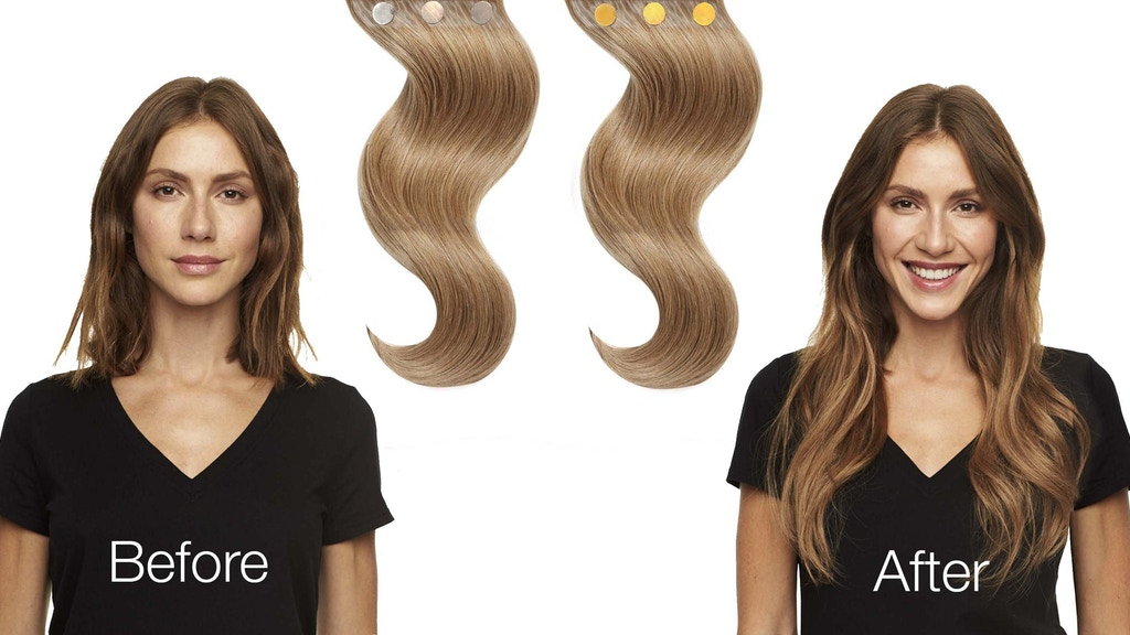 Magnet Hair ® - No Stress Extensions project video thumbnail