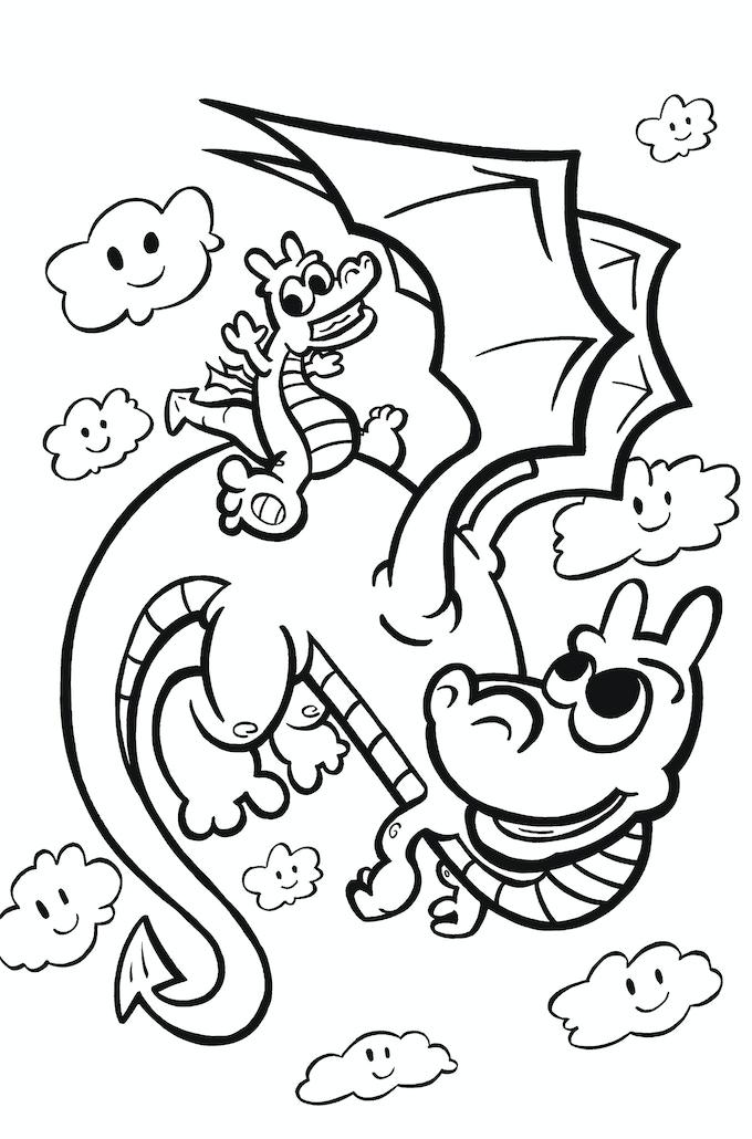 Dragon by Ryan Kroboth