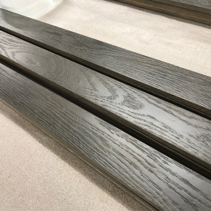 "New highly finished ""Lux"" Rails"