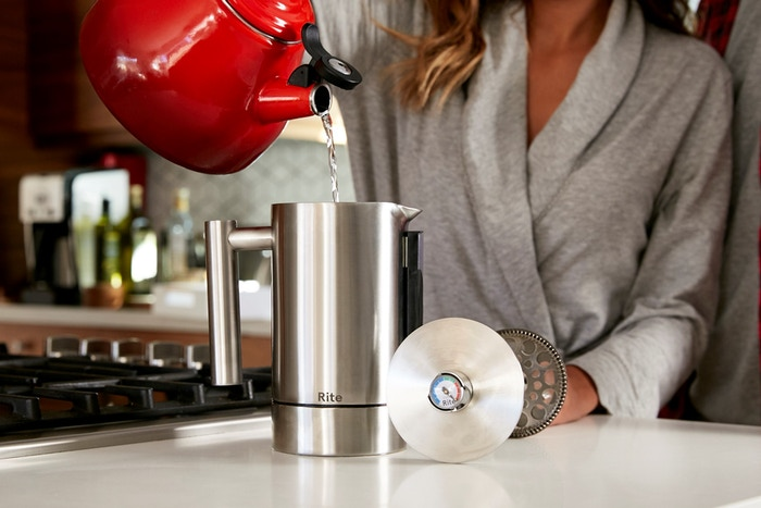Create amazing, full-flavored coffee and tea at home with effortless cleanup in under 4 minutes.