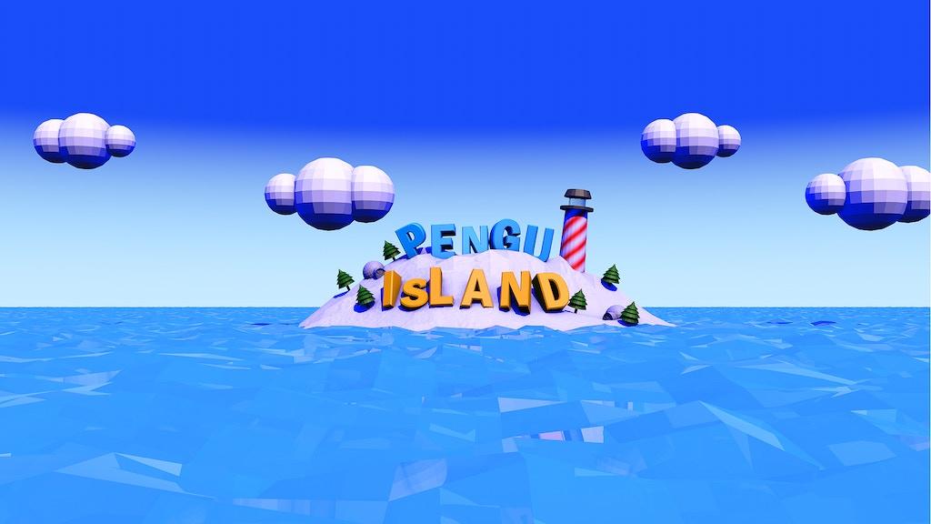 Pengu Island Online Game