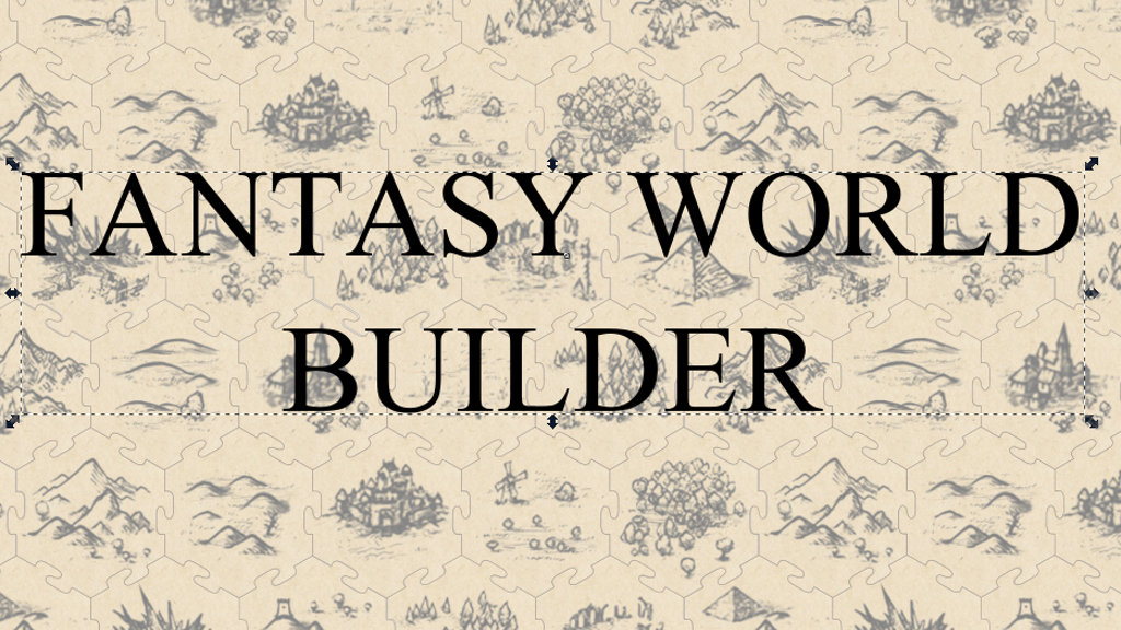 Project image for Fantasy World Builder! Modular tiles for D&D & Tabletop