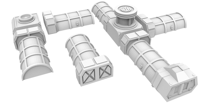 Changeable Pipe System
