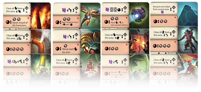 Crisis cards