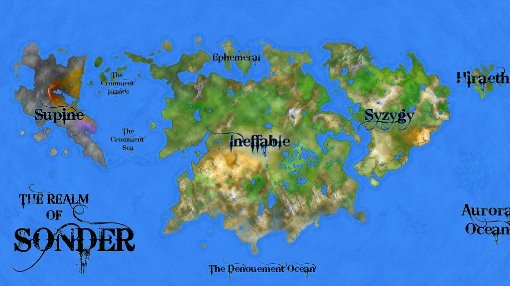 Hiraeth Module - Tabletop Gaming Fantasy RPG project video thumbnail