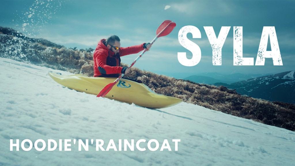 SYLA: Revolutionary Hoodie'n'raincoat project video thumbnail