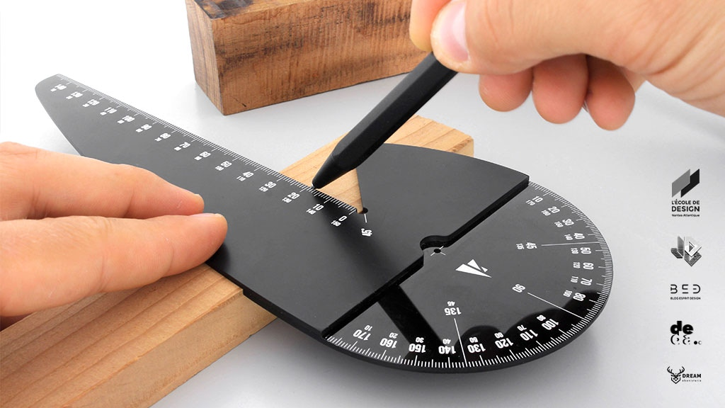 Five - A NEW Compact Marking & Measuring Tool project video thumbnail