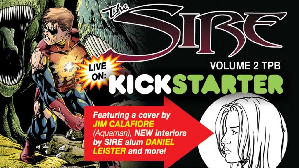 The Sire Volume 2 TPB: project video thumbnail
