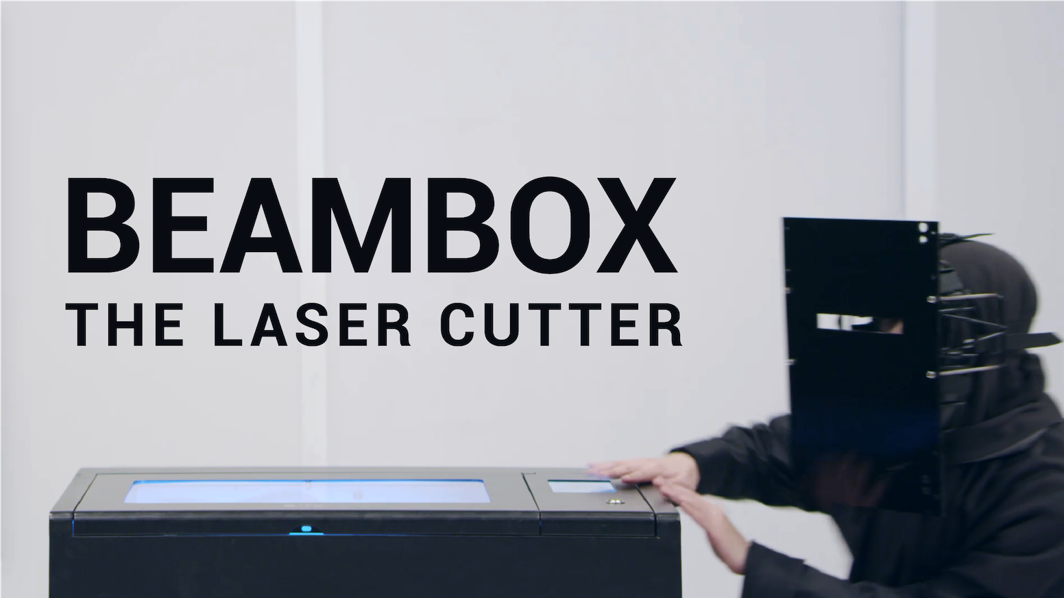 Beambox, The Accessible Laser Cutter And Engraver by FLUX