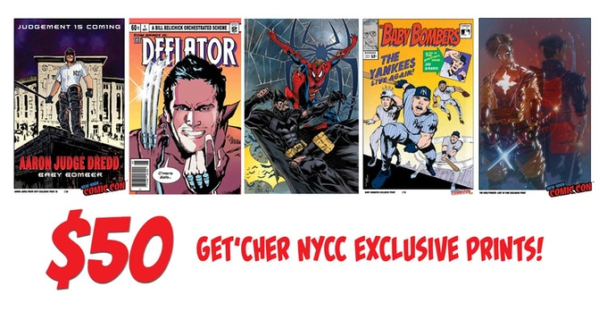 NYCC Exclusive Package
