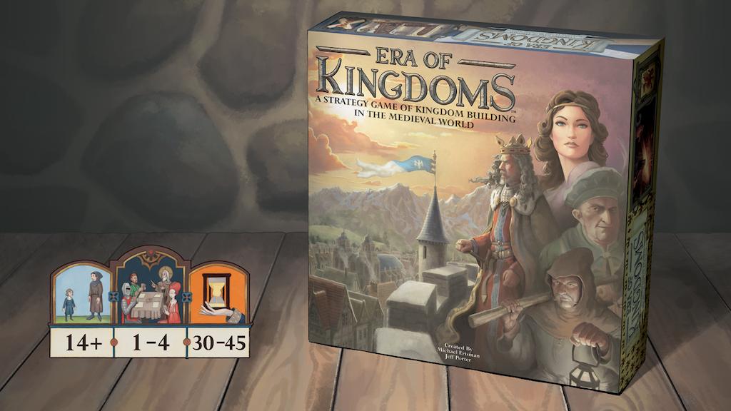 Era of Kingdoms project video thumbnail