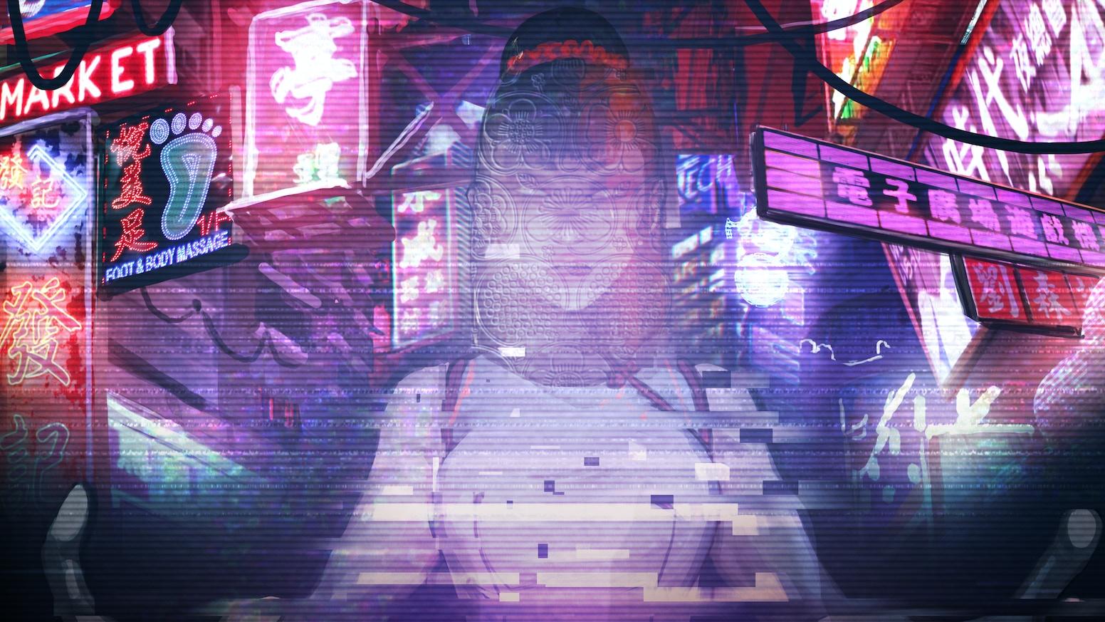 Project Sense - 不祥的预感: A Cyberpunk Ghost Story by Benjamin W ...