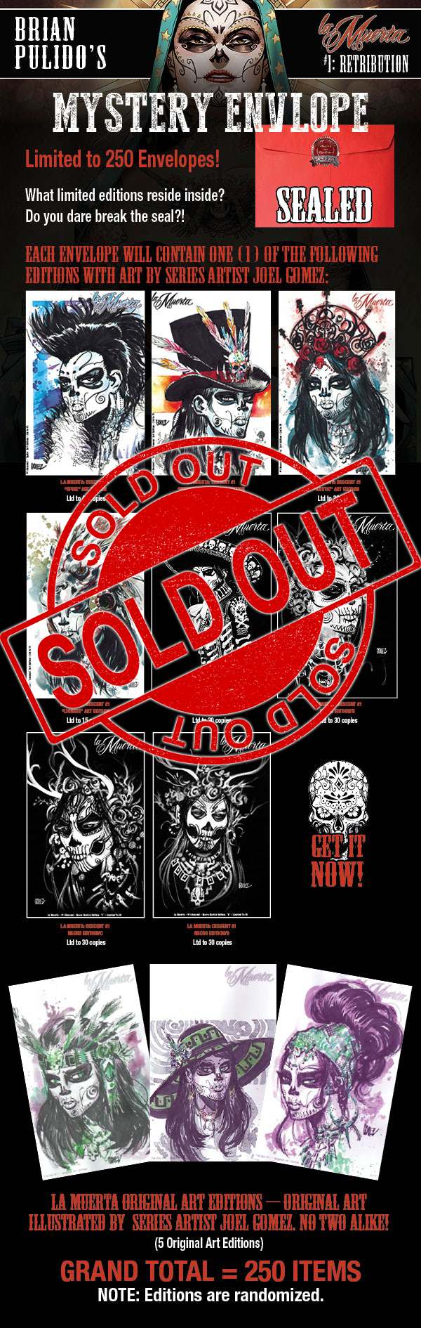 $41 Pledge [SOLD OUT!]