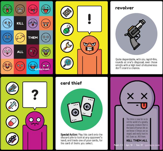 4 Letter Words (+15 More Games) by Joshua Mason — Kickstarter