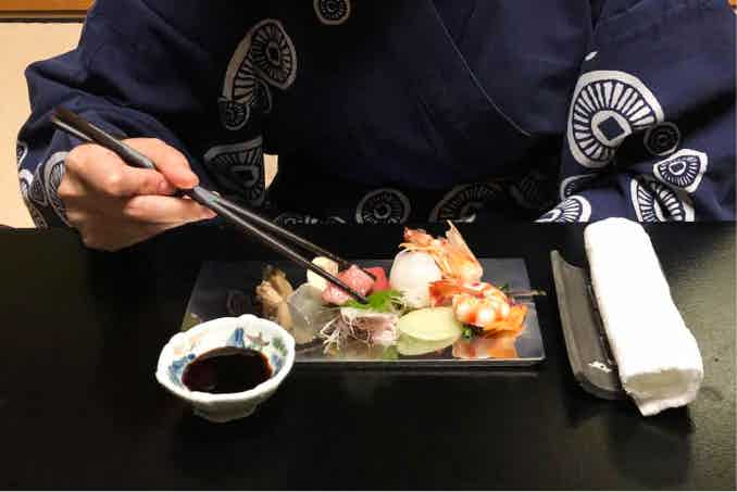 We brought our prototype to a Michelin 3 star restaurant in Kyoto and they loved it!