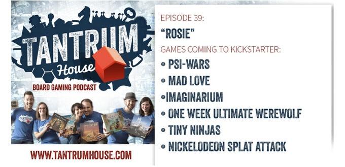 Tantrum House Podcast #39