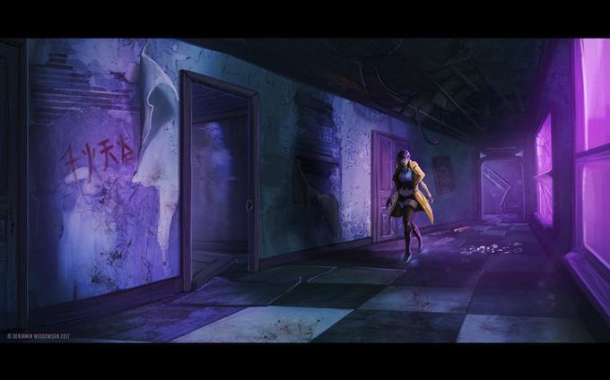 Project Sense - 不祥的预感: A Cyberpunk Ghost Story by