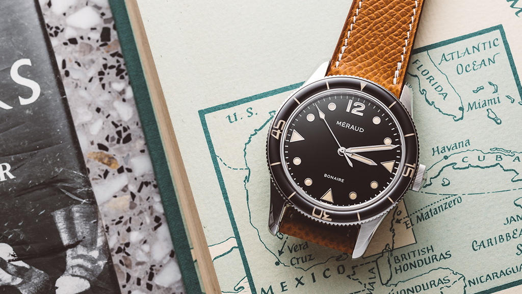 Méraud: Vintage Inspired Watches with Swiss Movement project video thumbnail