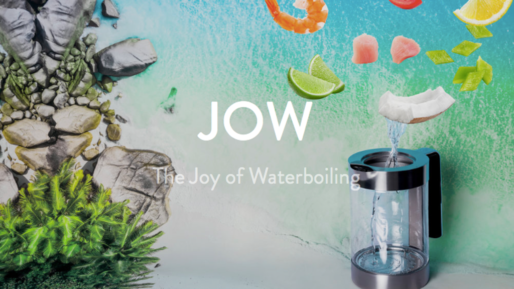 JOW - The Joy of Waterboiling project video thumbnail