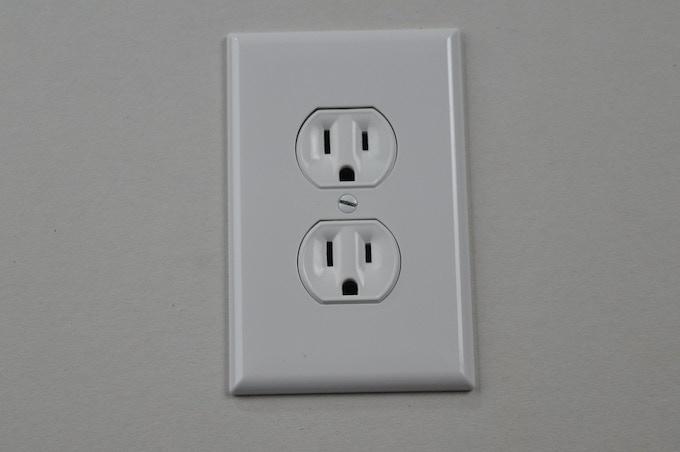 Standard Duplex Outlet