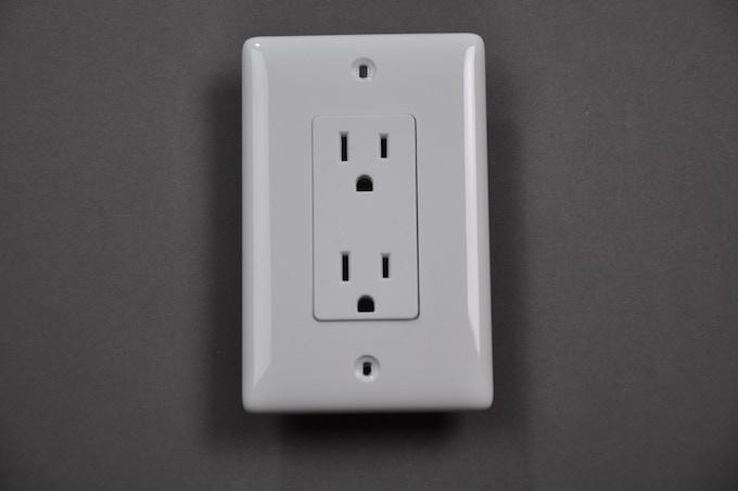 Standard Rectangular Outlet