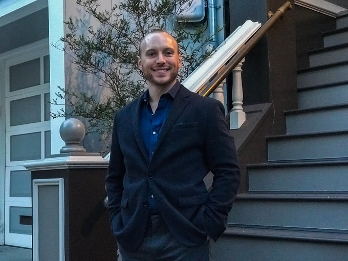 Austin Paul Degenhardt, our founder and CEO