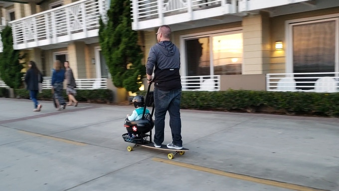 Don't be a boring parent, make running errands fun for everyone!