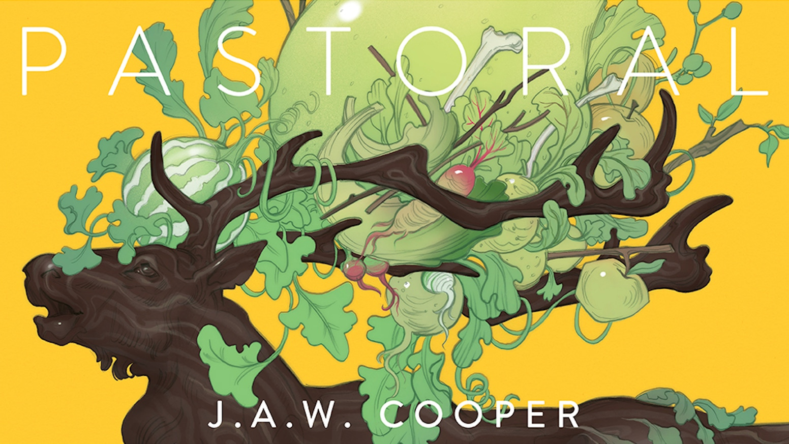 Collecting over 170 of J.A.W. Cooper's personal works.