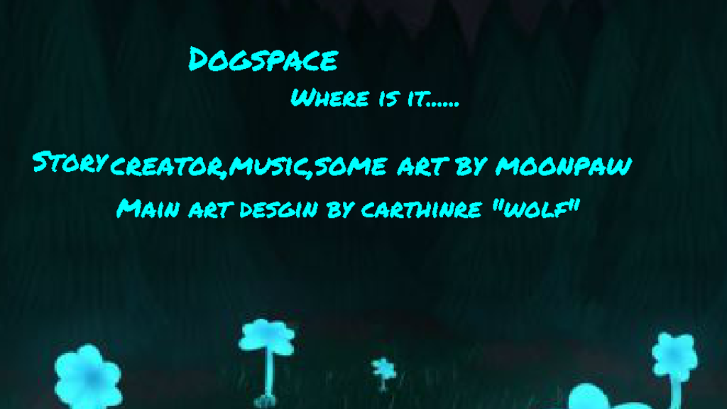 Project image for Dogspace (undertale like game)