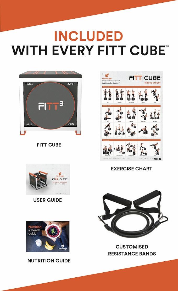 FITT Cube - The new shape of fitness by Josh Hume — Kickstarter