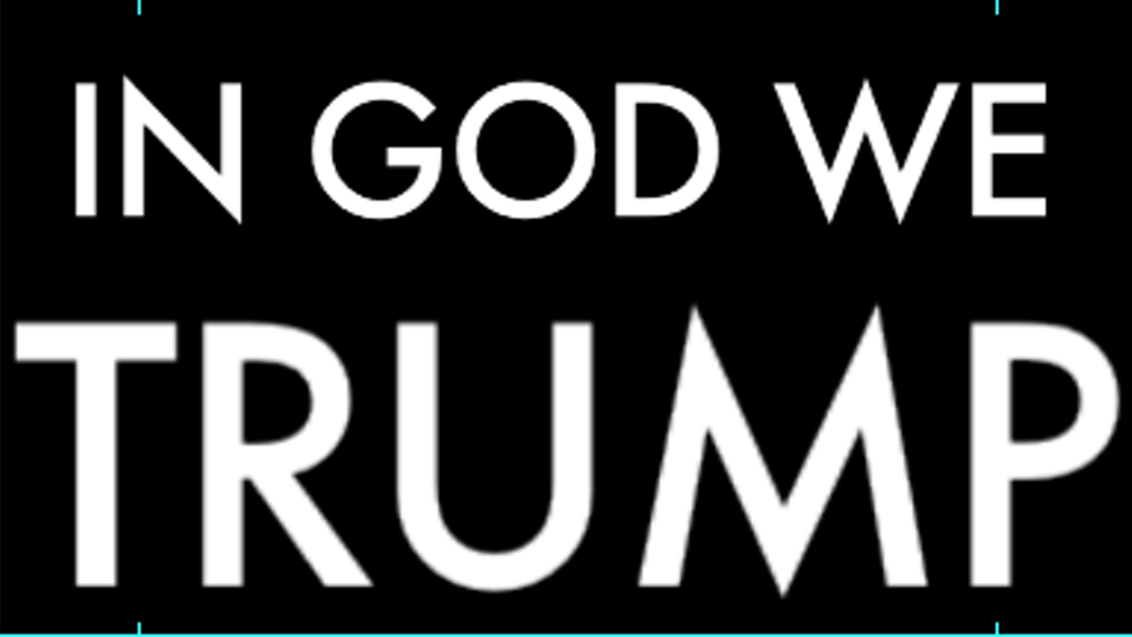 In God We Trump Release project video thumbnail