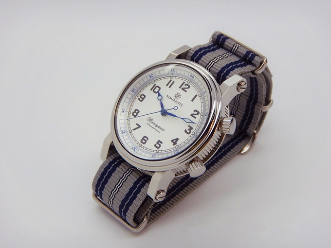 First stretch goal, 100 watches