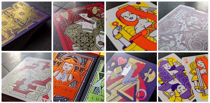 Few pics of my previous decks