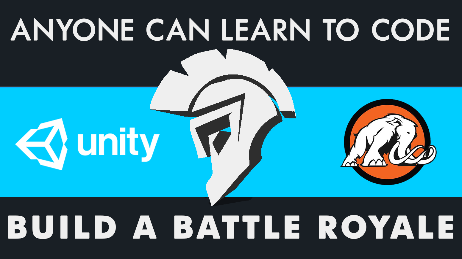 Anyone Can Make a Video Game: Build a Battle Royale in Unity by